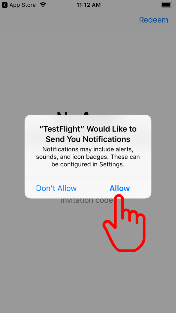 TestFlight Notifications